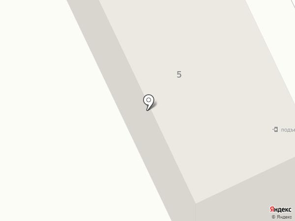 Шахтер-2 на карте Киселёвска