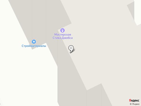 Замки-Сервис на карте Прокопьевска