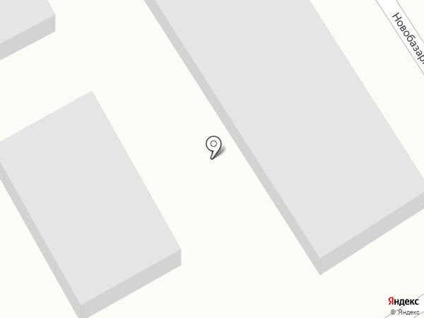 Самоделкин на карте Киселёвска