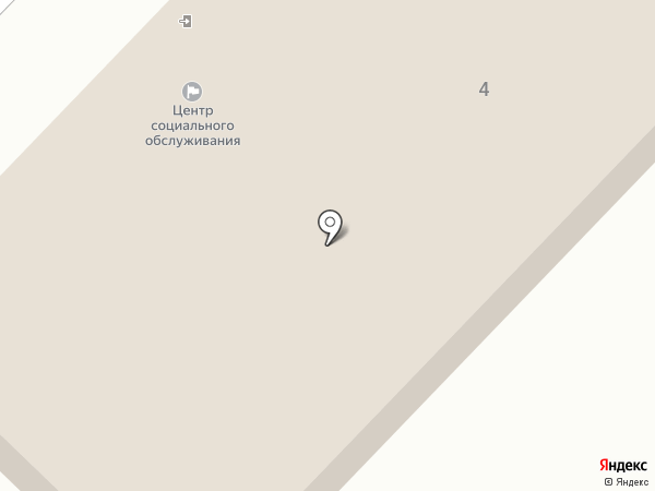 Центр социального обслуживания Киселёвского городского округа на карте Киселёвска