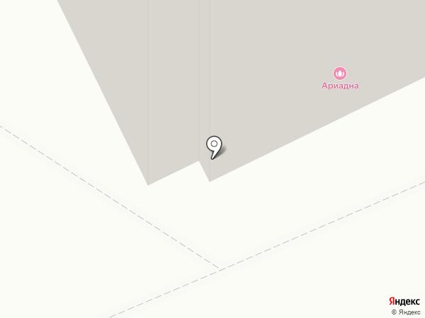 Ариадна на карте Прокопьевска