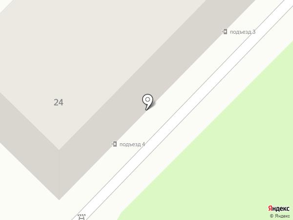 Сибгеоком на карте Киселёвска