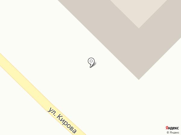 Банкомат, Почта Банк, ПАО на карте Киселёвска