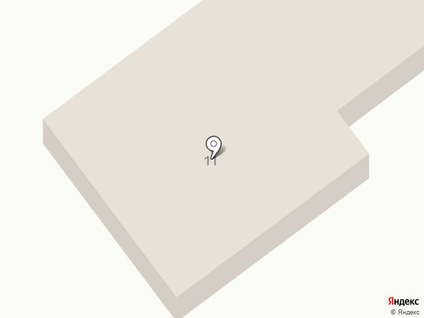 Некрополь на карте Киселёвска