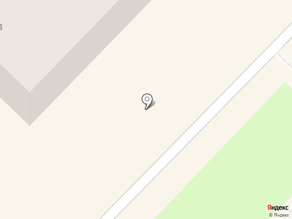 Магазин тканей и швейной фурнитуры на карте Киселёвска