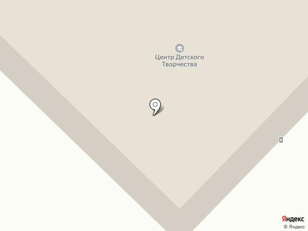 Центр детского творчества г. Киселёвска на карте Киселёвска