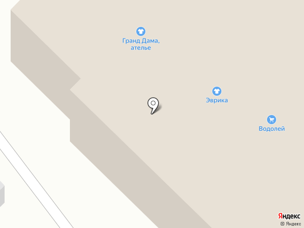 Светофор на карте Киселёвска