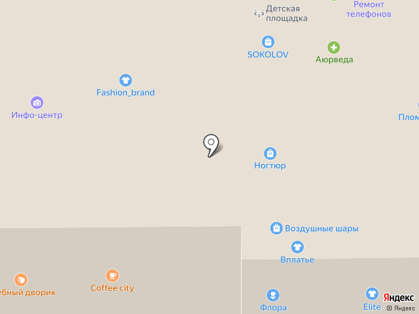 Kado на карте Прокопьевска
