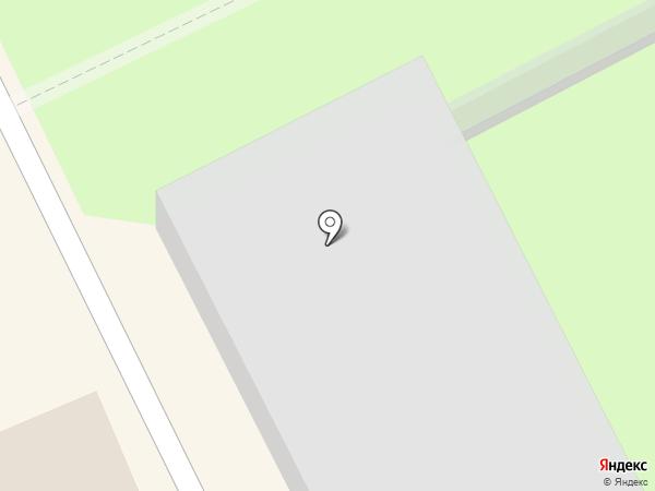 Маркато на карте Прокопьевска