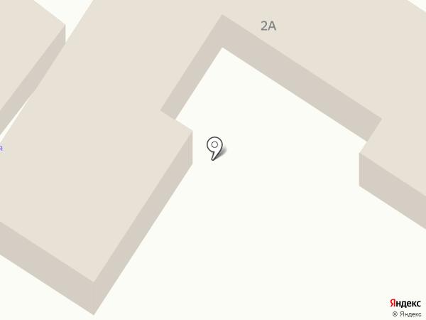 СТО на карте Киселёвска