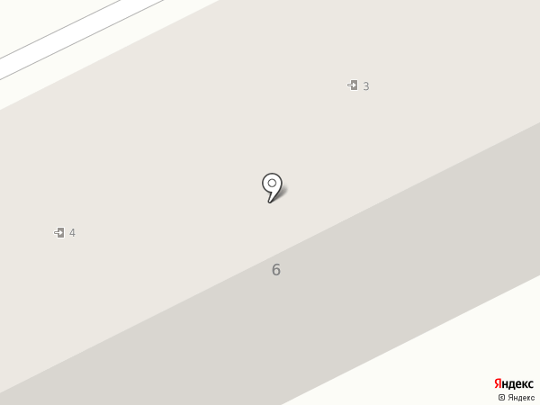 Универсам на карте Прокопьевска
