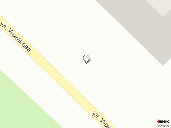DeLuxe на карте Киселёвска