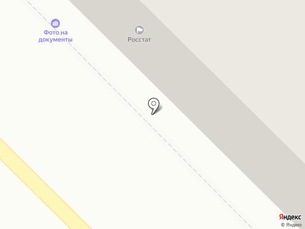 Управление жилищно-коммунального хозяйства Киселёвского городского округа на карте Киселёвска