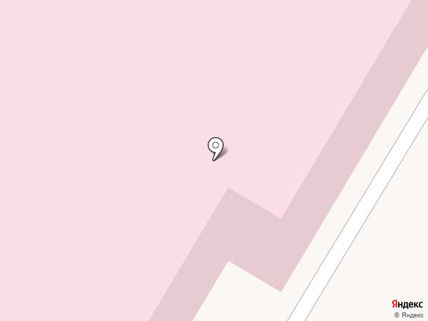 Родильный дом на карте Прокопьевска