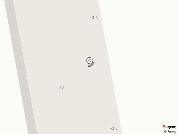 Наш на карте Прокопьевска