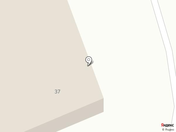 Автовокзал на карте Киселёвска