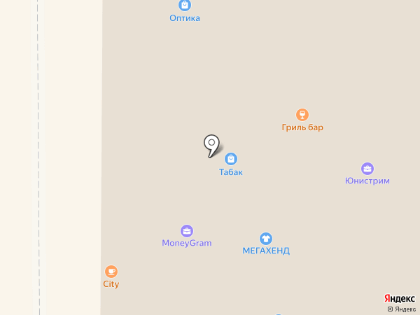 Микрокредитная Компания Аванс на карте Прокопьевска