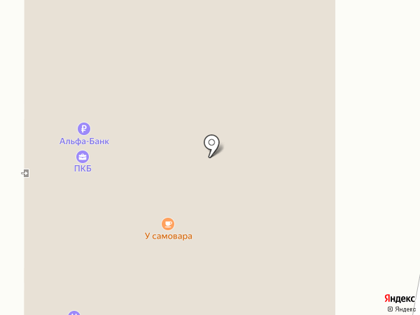 Стоматолог и Я на карте Прокопьевска