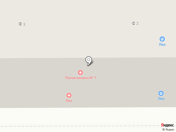 ИНВИТРО на карте Прокопьевска