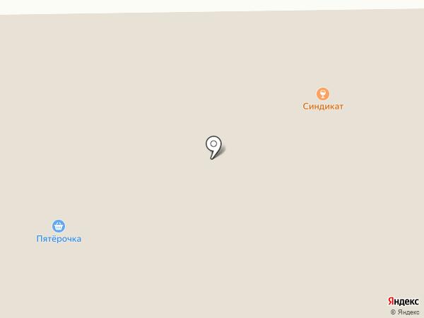Магазин головных уборов на карте Прокопьевска
