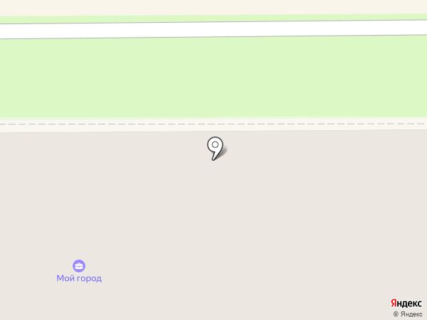 Кузбасспечать на карте Прокопьевска