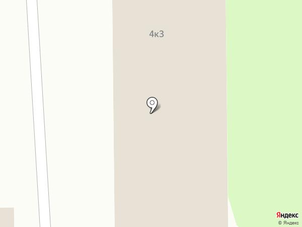 Автостоянка на карте Прокопьевска