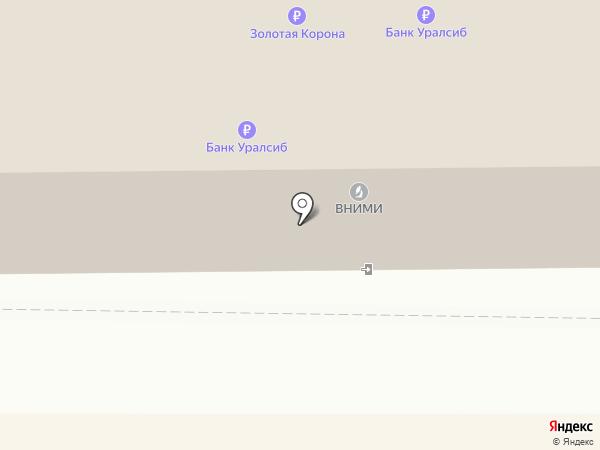 НИИ горной геомеханики и маркшейдерского дела на карте Прокопьевска