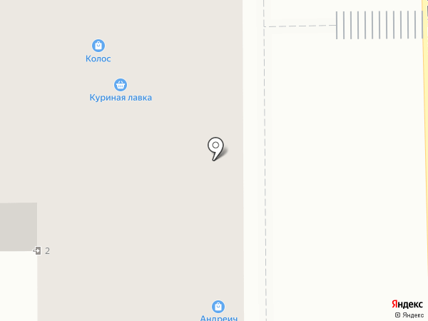 ТеплоВода на карте Прокопьевска