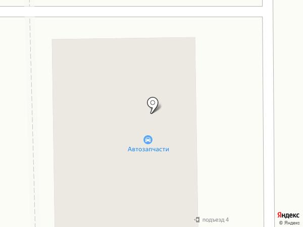 Мир недвижимости на карте Прокопьевска