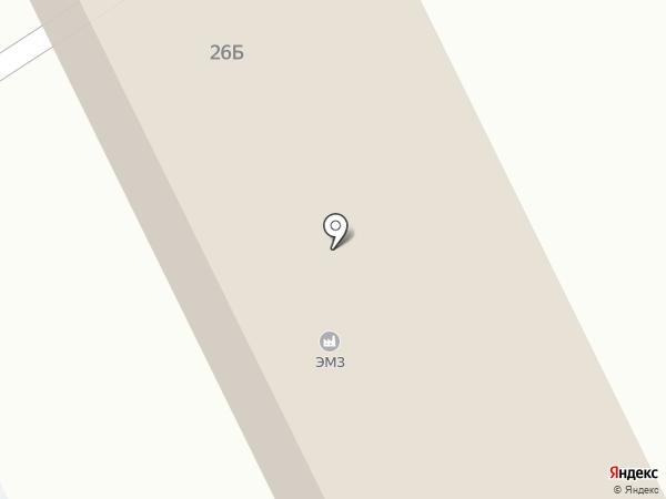 Аварийка 142 на карте Прокопьевска