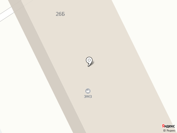 Аварийный комиссар на карте Прокопьевска