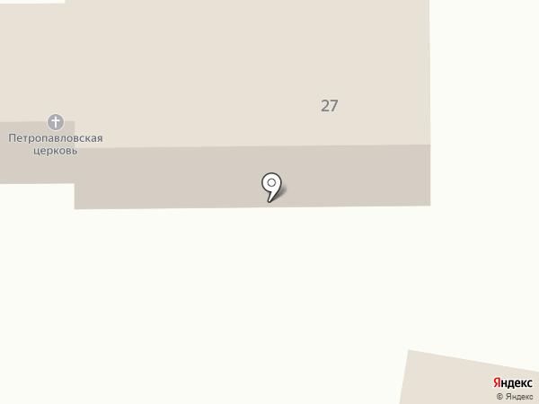 Воскресная школа на карте Киселёвска
