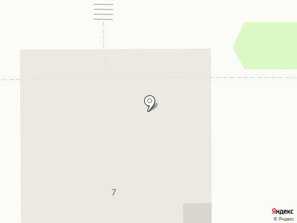 Центр психолого-педагогической помощи населению на карте Прокопьевска