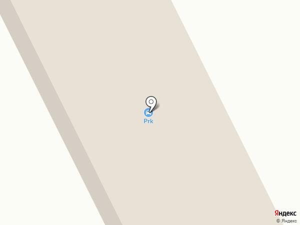 Автобокс на карте Прокопьевска