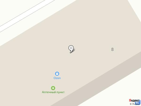 Ателье швейное на ул. Лутугина на карте Киселёвска