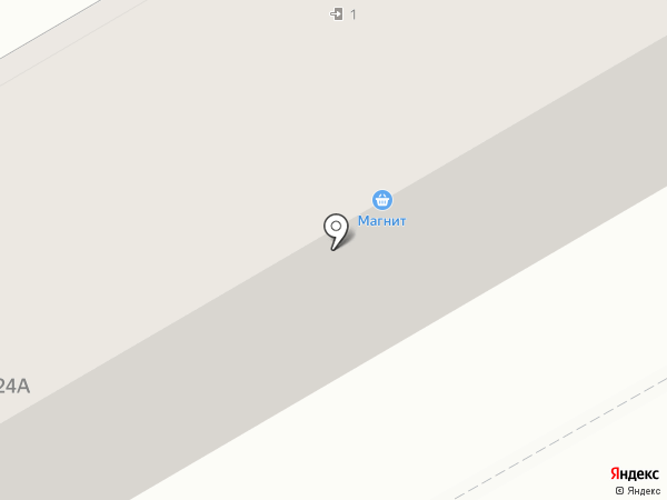 Холидей Классик на карте Киселёвска