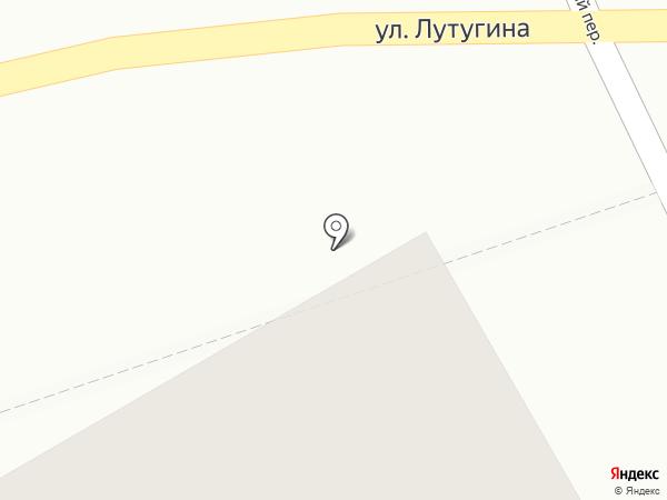 Лекс на карте Киселёвска