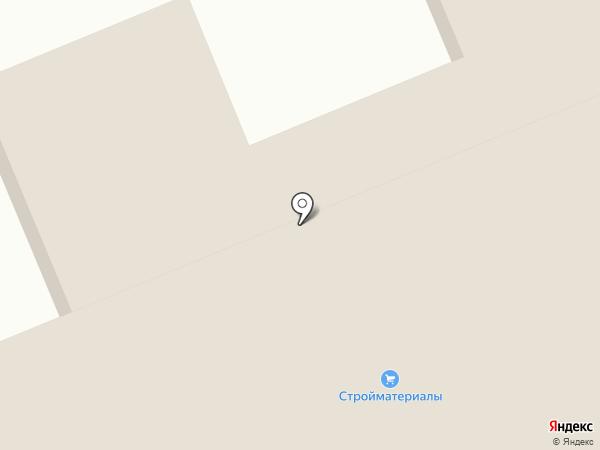 Строительные материалы на карте Киселёвска