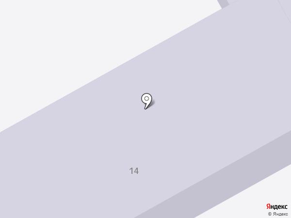 Детский сад №2, Лучики на карте Киселёвска