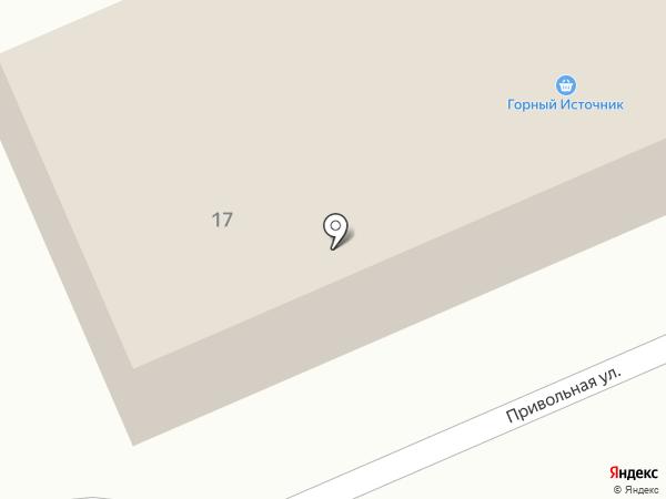 Компания по производству рукавов высокого давления на карте Киселёвска