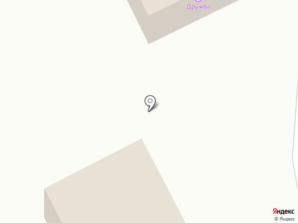 4x4 на карте Киселёвска
