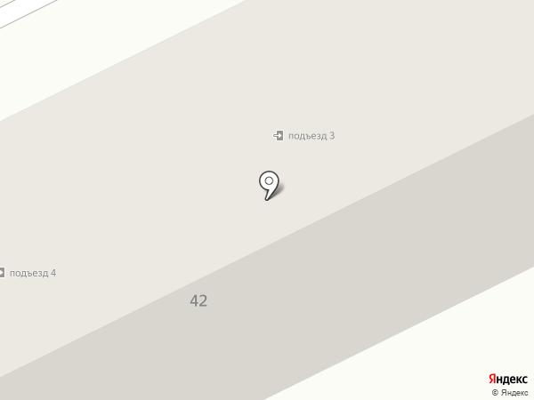 Чибис на карте Киселёвска