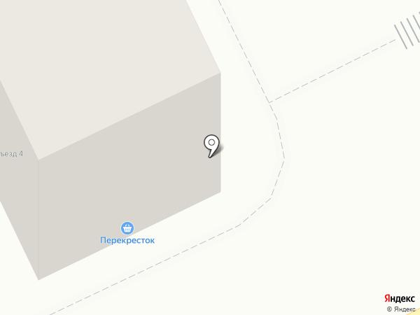 Продуктовый магазин на карте Киселёвска