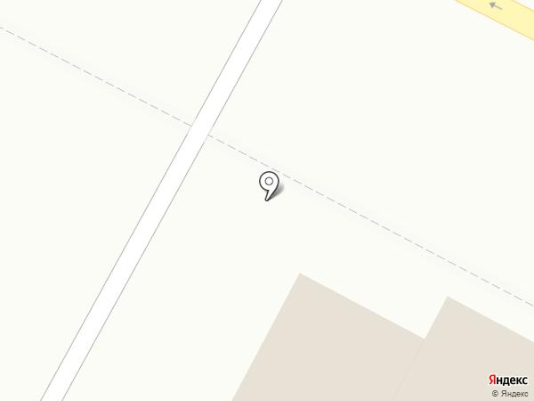 Торгово-сервисный центр на карте Киселёвска