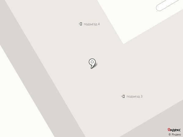 Орбита на карте Киселёвска