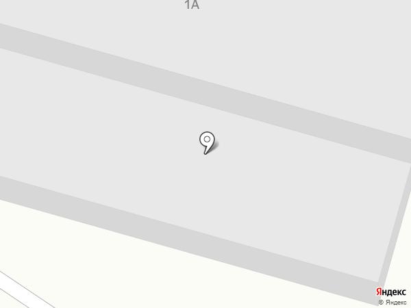 Микелёв А.С. на карте Прокопьевска