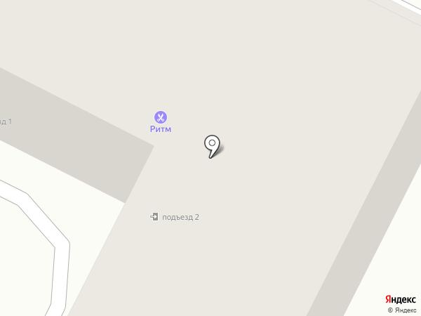 Леди Яна на карте Киселёвска