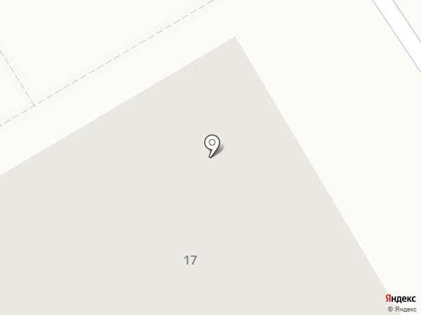 Магазин разливного пива на ул. Гагарина на карте Киселёвска