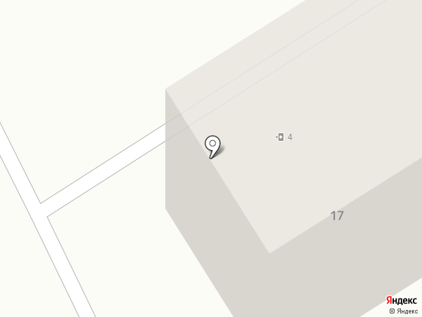 Стикс на карте Киселёвска