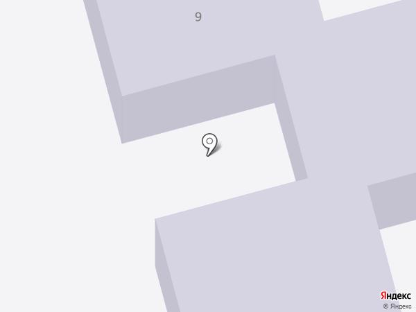 Детский сад №58 на карте Киселёвска